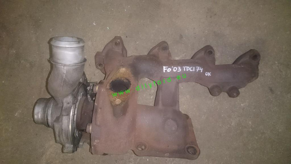 turbo Focus TDCI 74/85kW