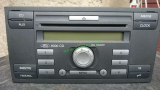Autorádio Ford 6000CD FDB200